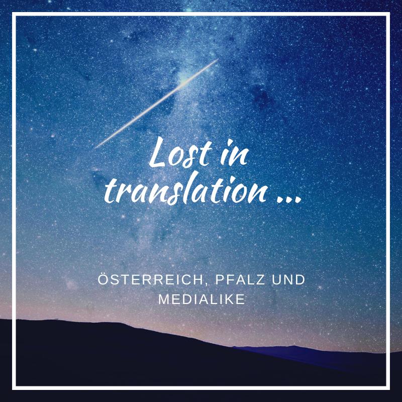 SEO lokal gedacht: österreichisch bei der medialike